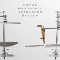 Kit Hoyos Retractor Abdominal