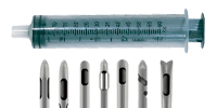 Jeringas para Liposuccion Manual - Surgest Medical