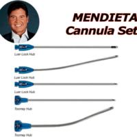 Kit Mendieta Cannula Set